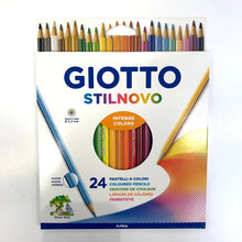 Load image into Gallery viewer, Giotto Stilnovo Colouring Pencils x 12 or 24