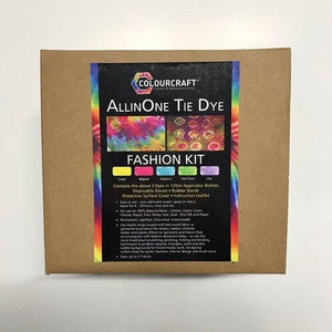 Tie Dye Kit - All in One – Bright