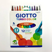 Load image into Gallery viewer, Giotto Turbo Colour Felt Pens