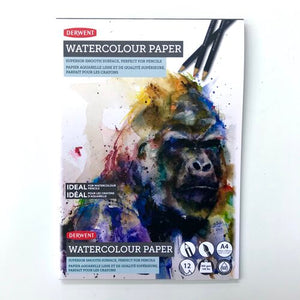 Derwent Watercolour Pad