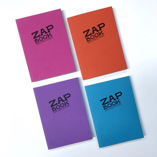Zap Book - A5 or A6