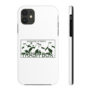 Anonymity of Desire iPhone Case