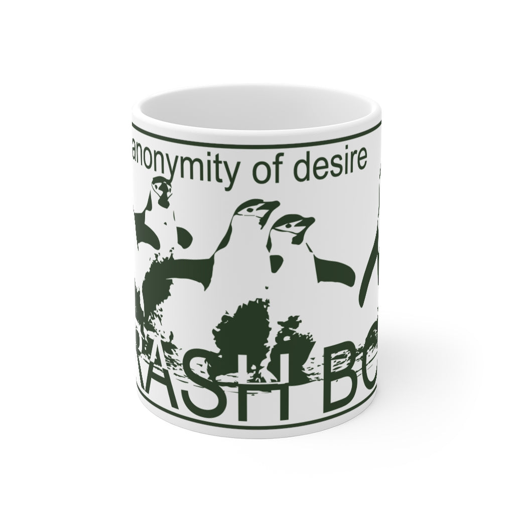 Anonymity of Desire Coffee Mug