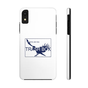 Dreams Are Lies iPhone Case