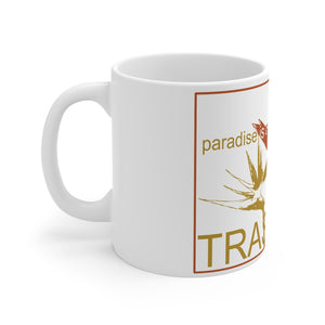 Paradise Is Calling Coffee Mug