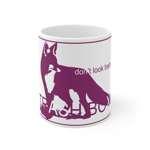 Don't Look Back Coffee Mug