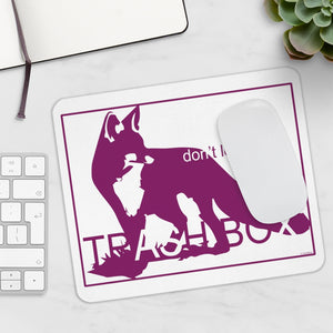 Don't Look Back Mouse Pad