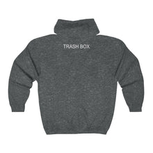 Load image into Gallery viewer, Trash Box Hoodie (Negative)