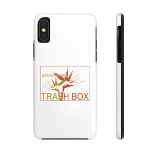 Paradise Is Calling iPhone Case