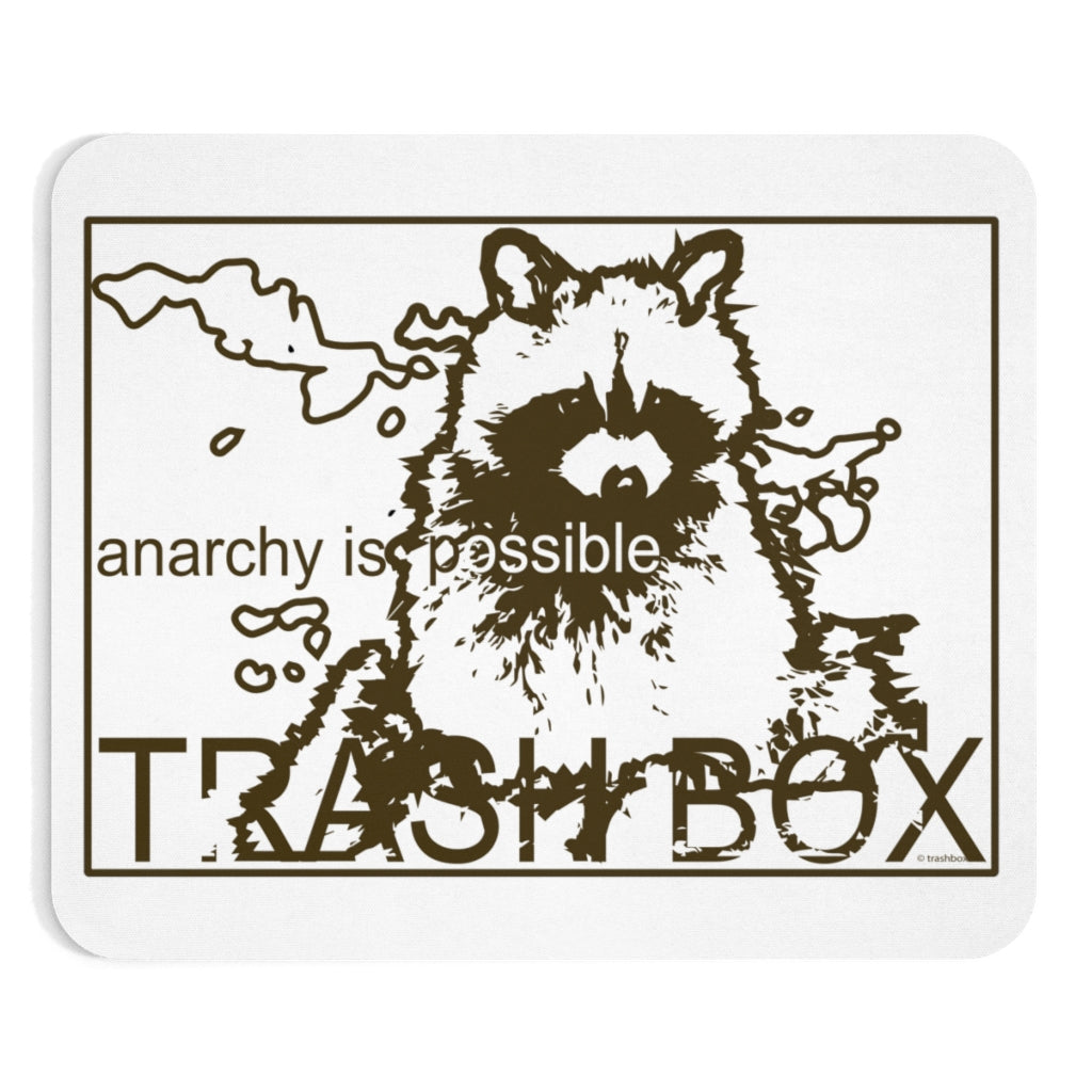 Anarchy is Possible Mouse Pad