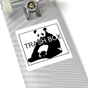 Trash Box Sticker