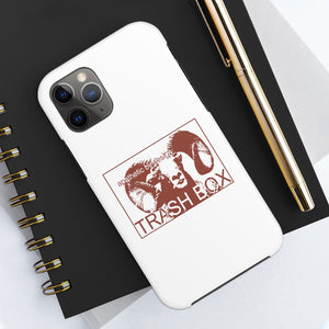 Apathetic By Design iPhone Case