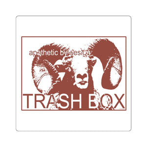 Apathetic By Design Sticker