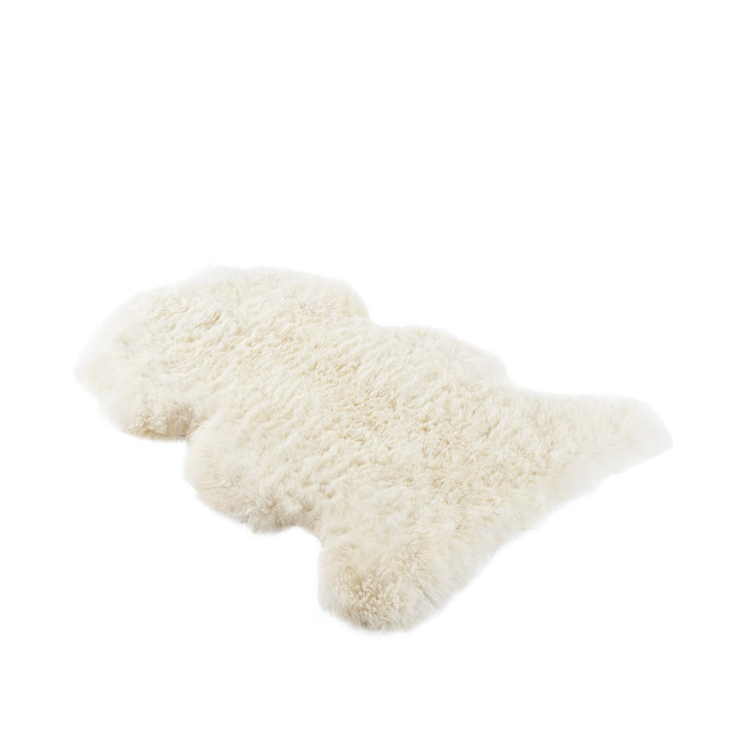 RUG - LONG WOOL MERINO SHEEPSKIN - MADE IN AUSTRALIA