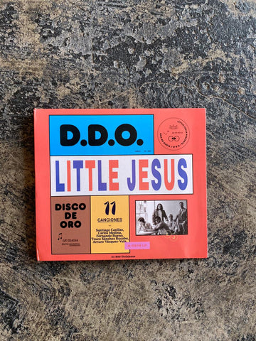 Little Jesus - D.D.O. (CD)