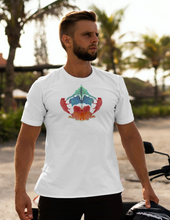 Load image into Gallery viewer, What do you see? Colorful Ink Blot T-Shirt