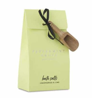 Peppermint Grove Bath Salts 200g-Bath & Beauty-Morven News & Friendly Grocer