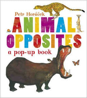 Animal Opposites Pop-Up Book-Books-Morven News & Friendly Grocer