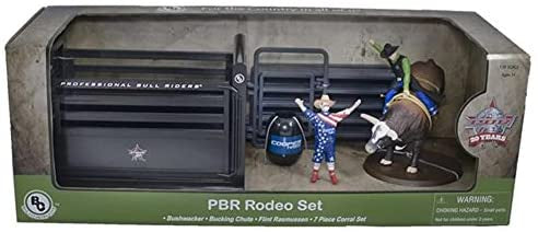 Big Country Toys PBR Rodeo Set-Toys-Morven News & Friendly Grocer