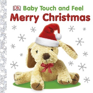 Baby Touch & Feel: Merry Christmas-Books-Morven News & Friendly Grocer