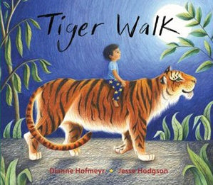 Tiger Walk-Books-Morven News & Friendly Grocer
