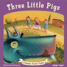 Three Little Pigs-Books-Morven News & Friendly Grocer