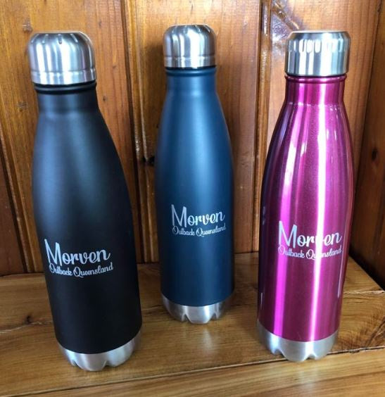 Morven Double Wall Stainless Bottle-Souvenirs-Morven News & Friendly Grocer