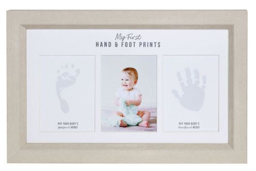 Splosh - My First Hand & Foot Prints Framed-Baby-Morven News & Friendly Grocer
