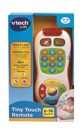 Tiny Touch Remote-Toys-Morven News & Friendly Grocer