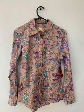 Thomas Cook Lindsay Print Shirt Size 14-Clothing-Morven News & Friendly Grocer
