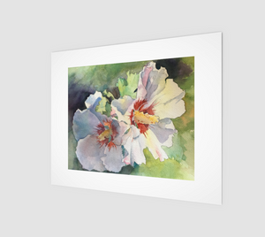 Rose of Sharon - Fine Art Print