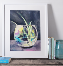 Load image into Gallery viewer, Spider Seedling - Original Watercolour