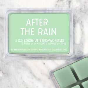After The Rain Beeswax Wax Melts
