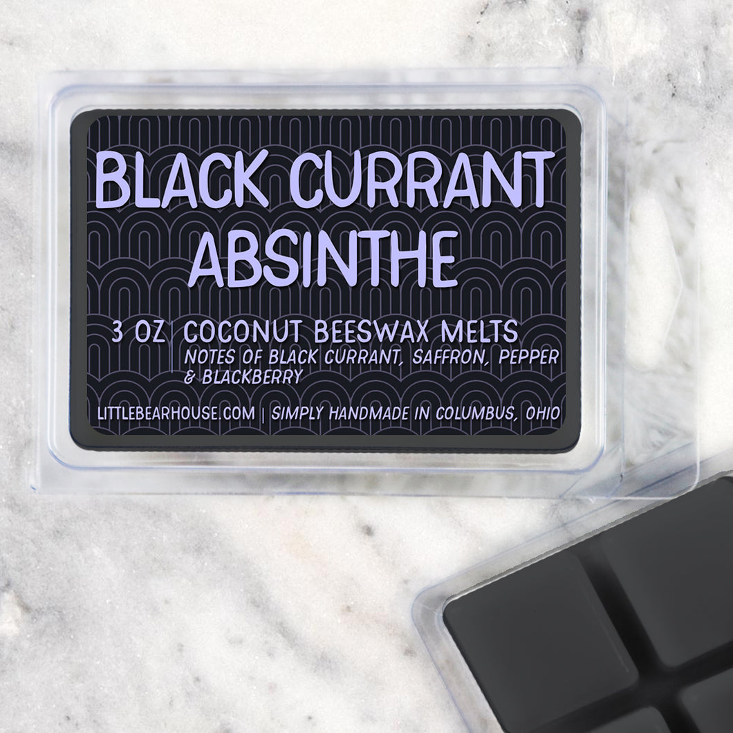 Black Currant Absinthe Wax Melts