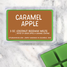 Load image into Gallery viewer, Caramel Apple Wax Melts