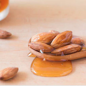 Almonds & Honey Drizzled Over A Spoon Wax Melt Scent