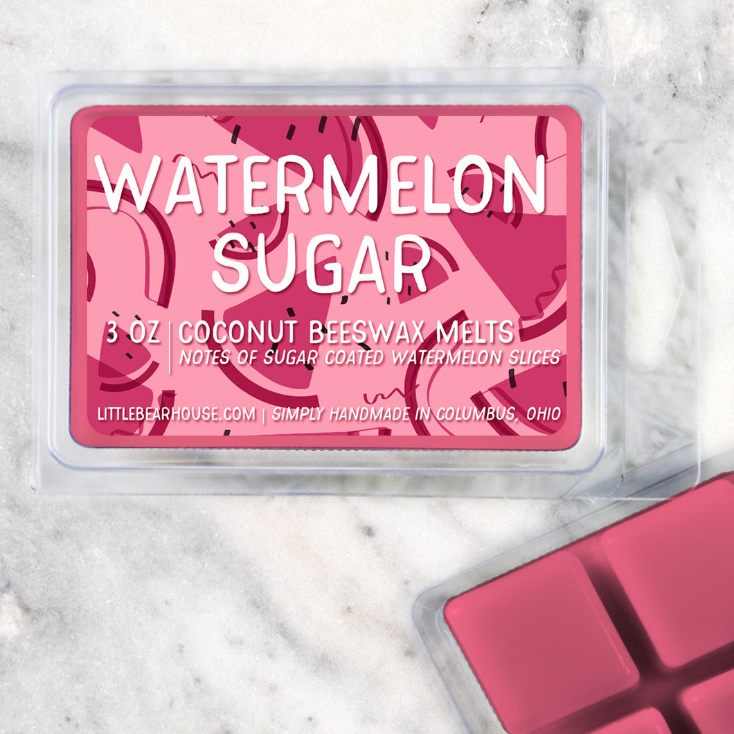 Watermelon Sugar Wax Melts