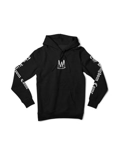 'Thy Kingdom Come' - Black Pullover Hoodie
