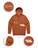 Load image into Gallery viewer, Copper Pullover Hoodie