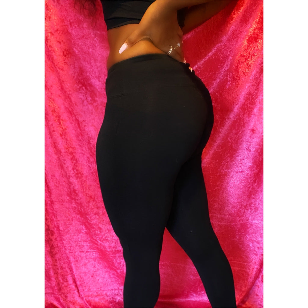 Banded Leggings