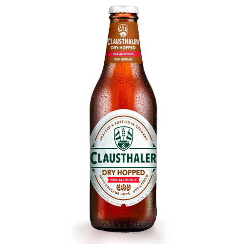 Clausthaler Dry-Hopped - SoberDry
