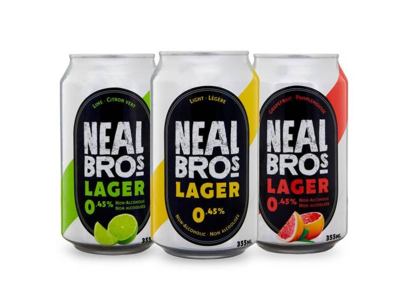 Neal Brothers Mixed Box - SoberDry