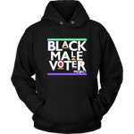 Black Male Voter Project Hoodie