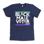 Black Male Voter Project Tee
