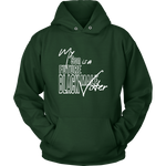 My Son is a Future Black Male Voter Hoodie