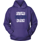 Future Black Male Voter Hoodie