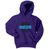 Future Black Male Voter Youth Hoodie