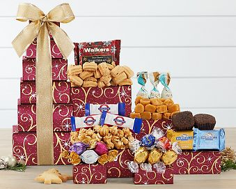 Easter gifts gift baskets to canada chocolate and sweets tower negle Gallery