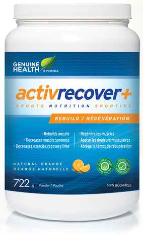Activrecover+ - Rebuild and repair your muscles healthy and quickly - Genuine Health | hh Health