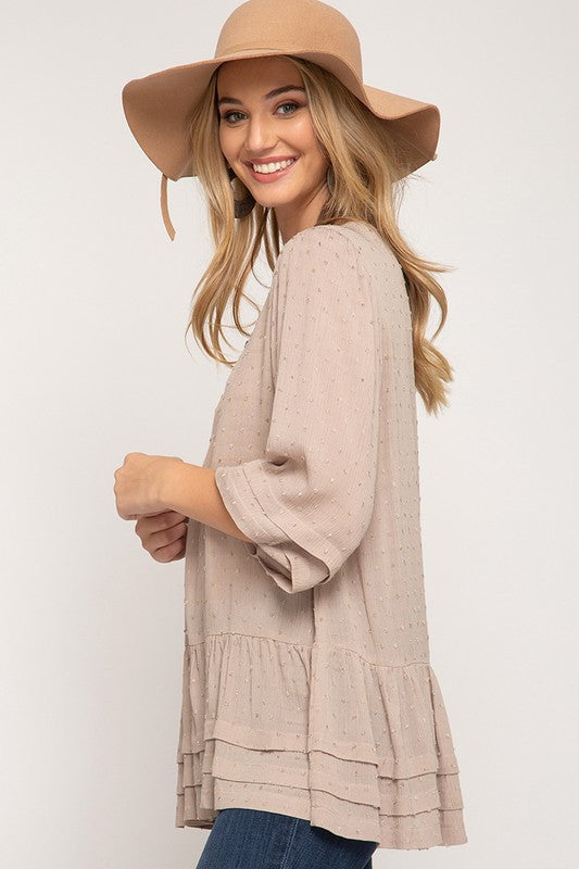 The Celeste Top - Beau&Arrow